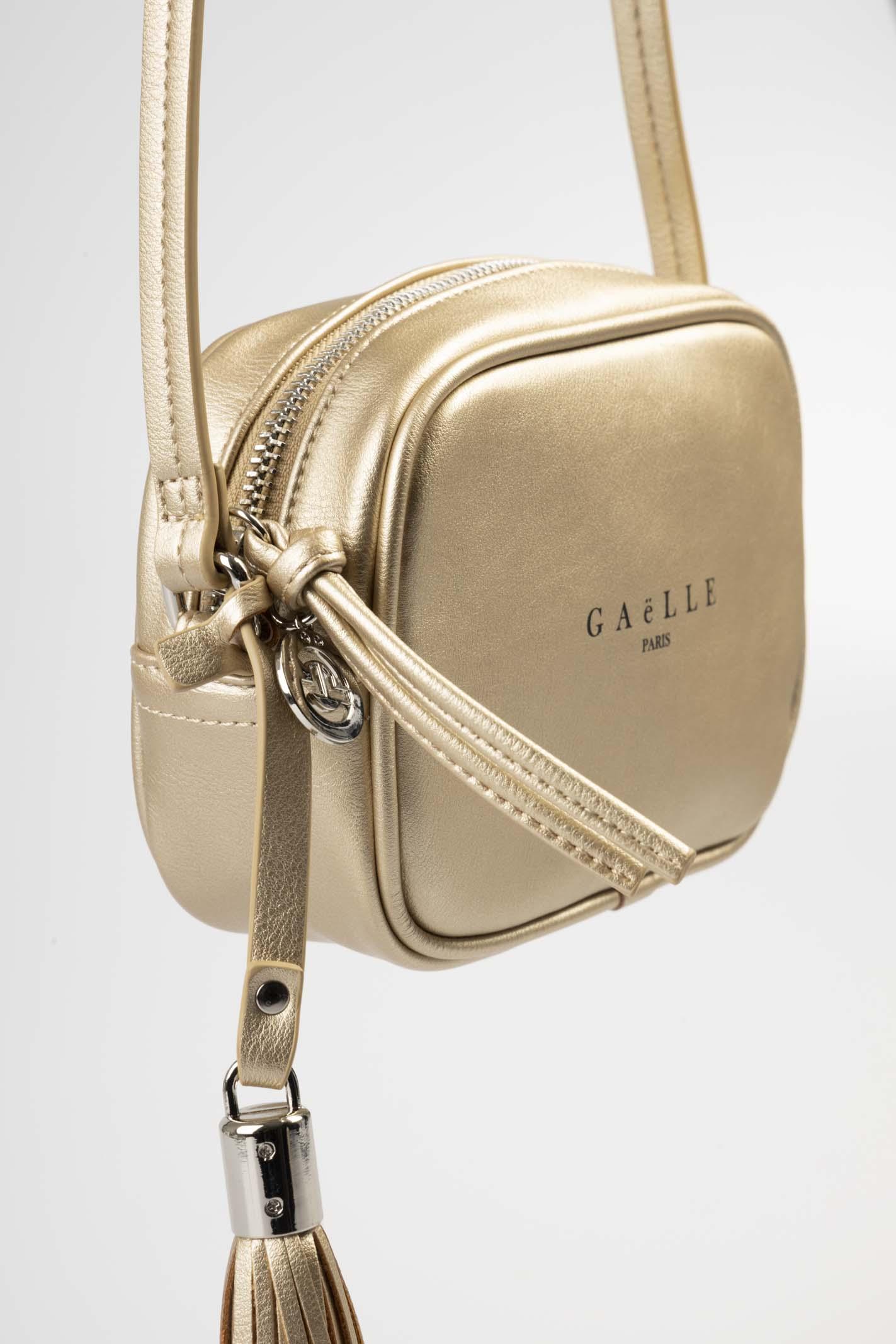 TRACOLLA GAELLE PARIS GAELLE | Tracolla | GBDA1842ORO