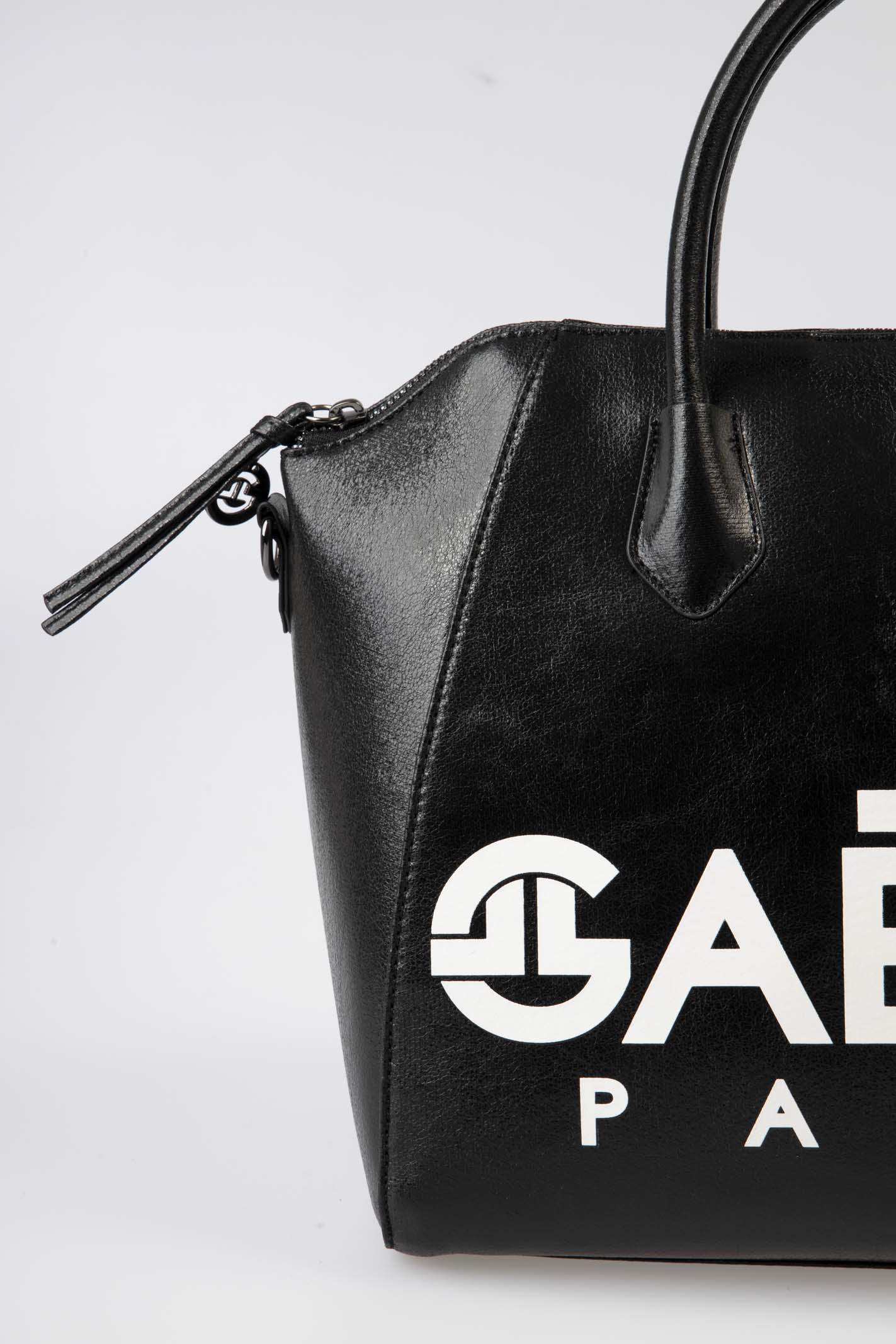 bauletto con logo GAELLE | Borsa | GBDA1865NERO