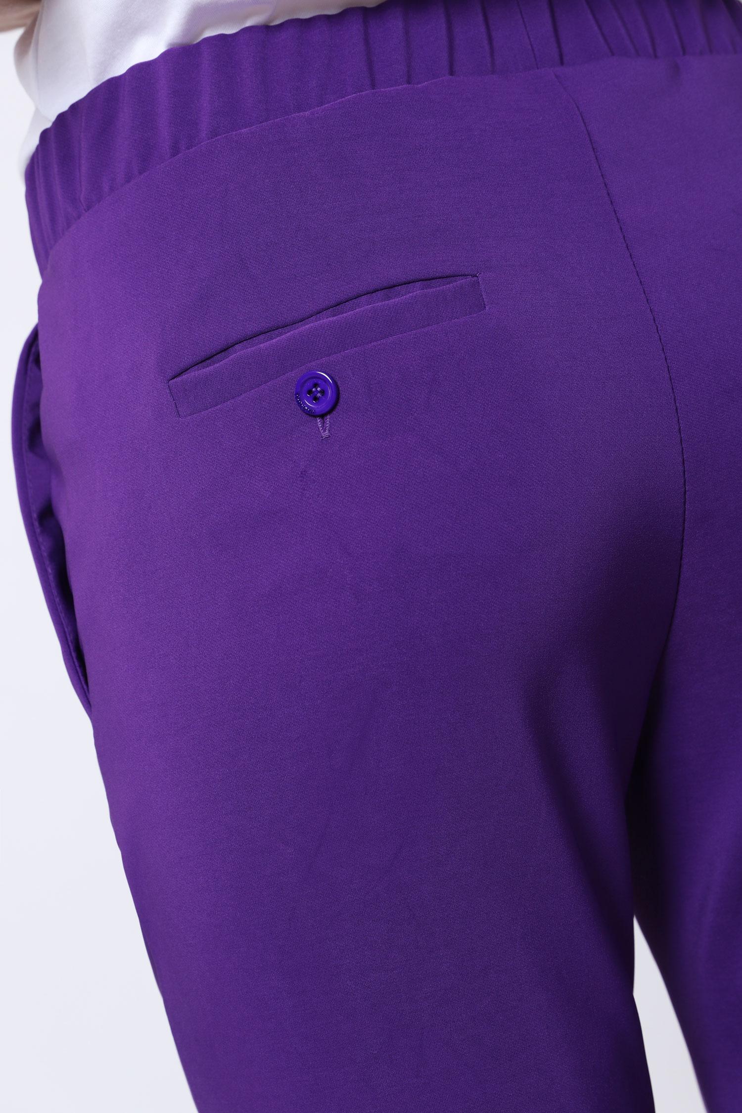 PANTALONI SKINNY CON VITA ELASTICIZZATA IMPERIAL   Pantaloni   PSR8AFF1450