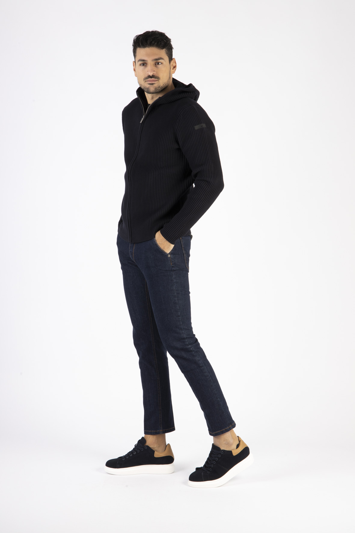 RRD | Zip sweater  | W2012360
