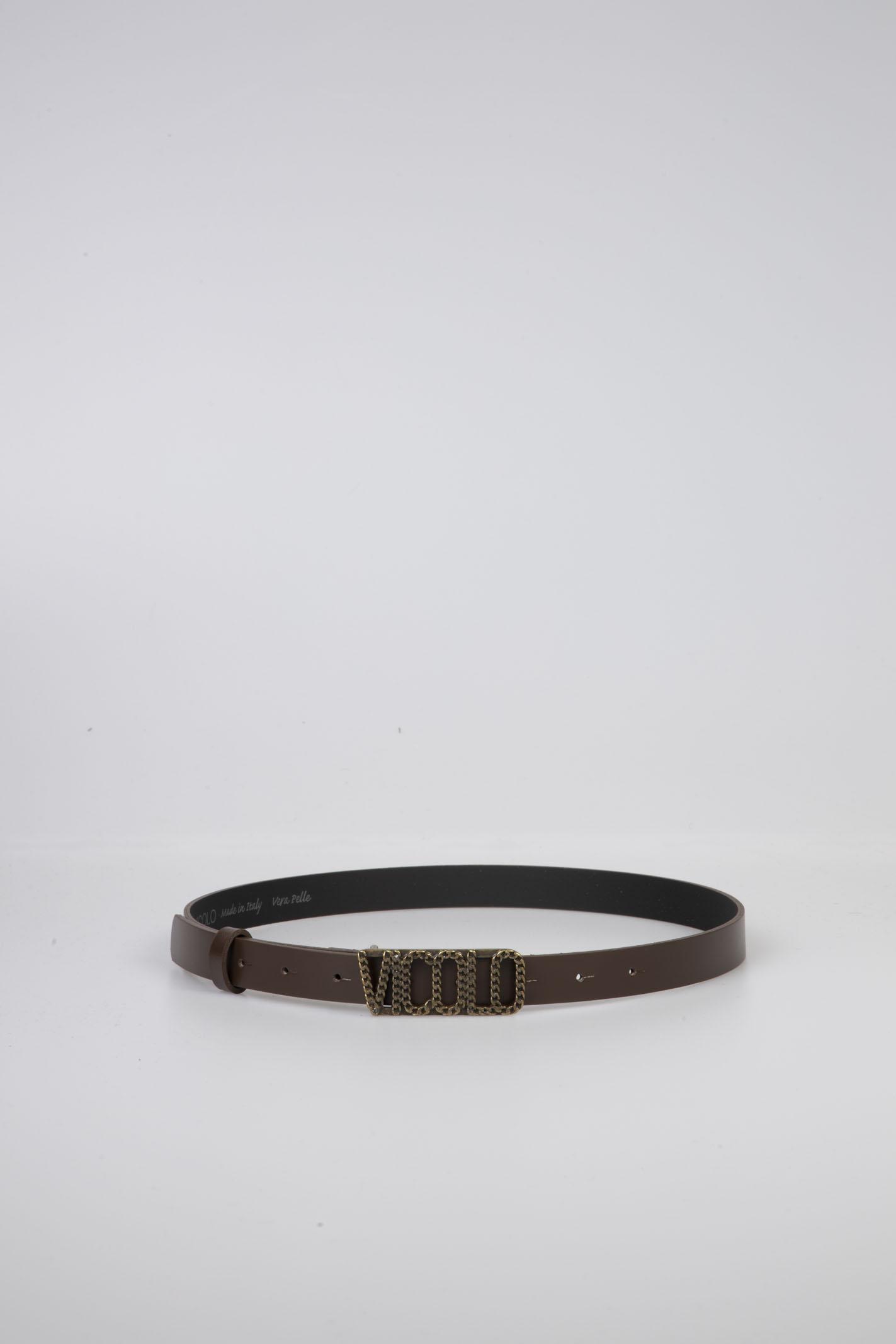 Cintura Marrone VICOLO | Cintura | AW0061MARRONE
