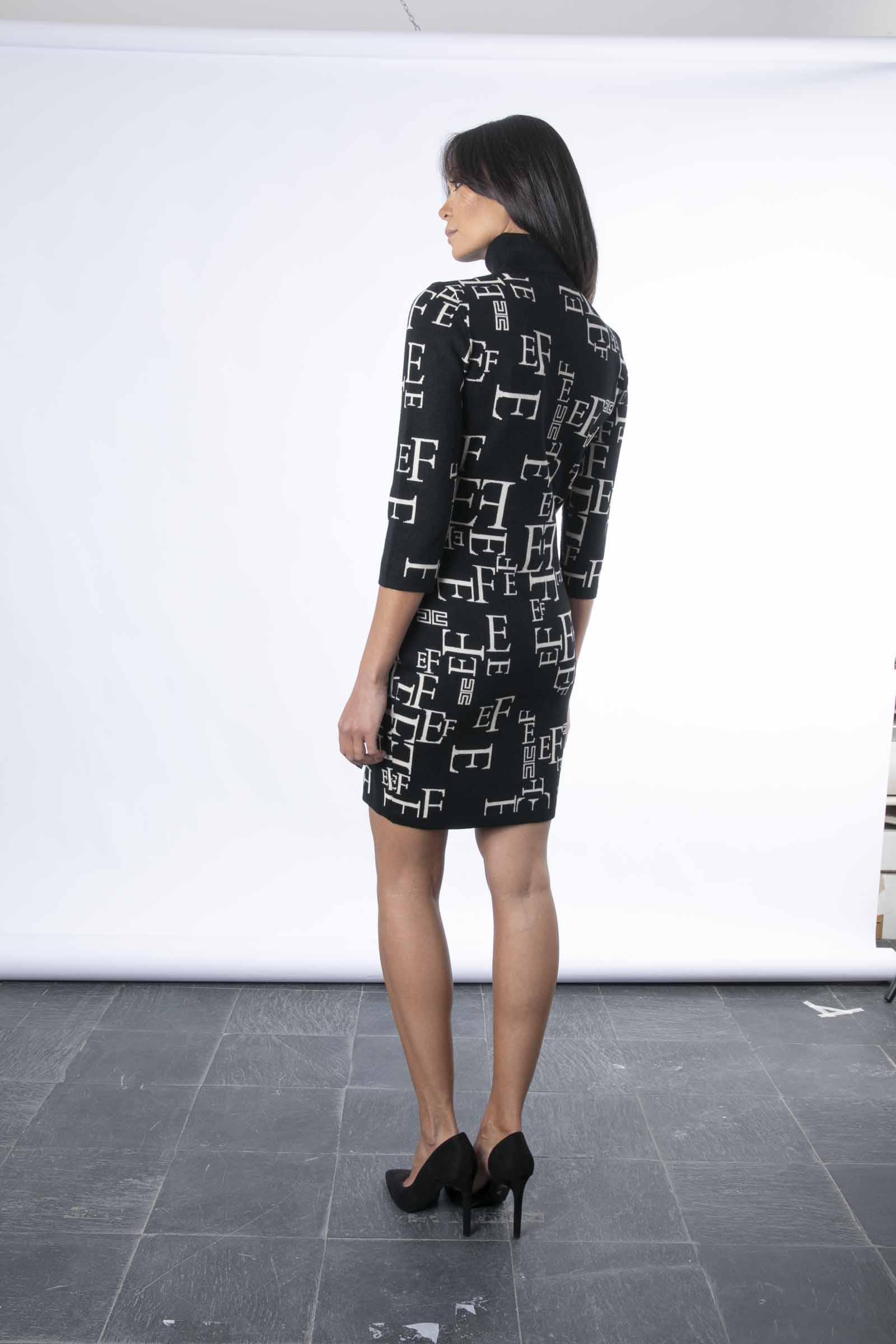 ELISABETTA FRANCHI | Dress  | AM63Q16E2685