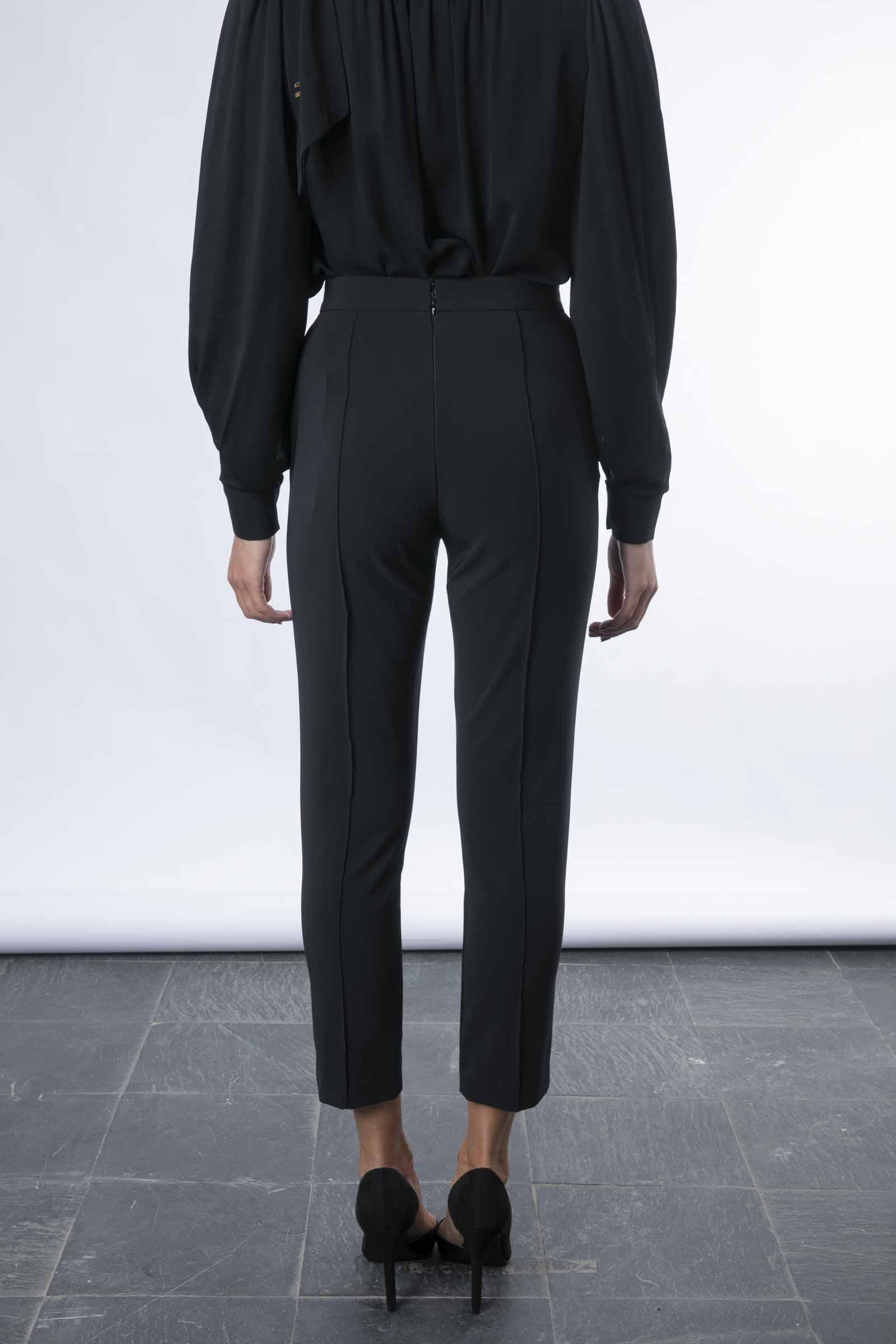 Pantalone skinny essential Elisabetta Franchi ELISABETTA FRANCHI | Pantaloni | PA38216E2110