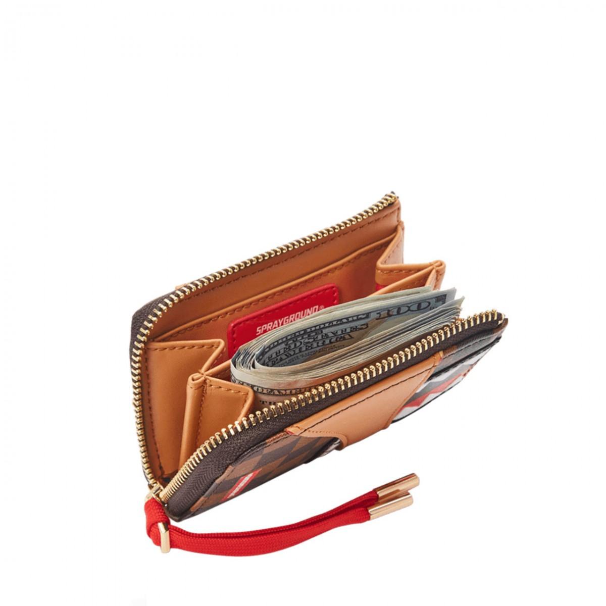SPRAYGROUND | Wallets  | 910W3938NSZMARRONE