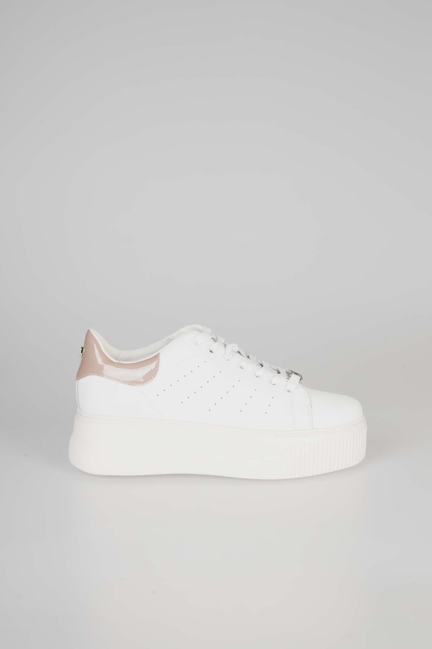 CULT | Sneakers  | CLE104402WHITE/PINK