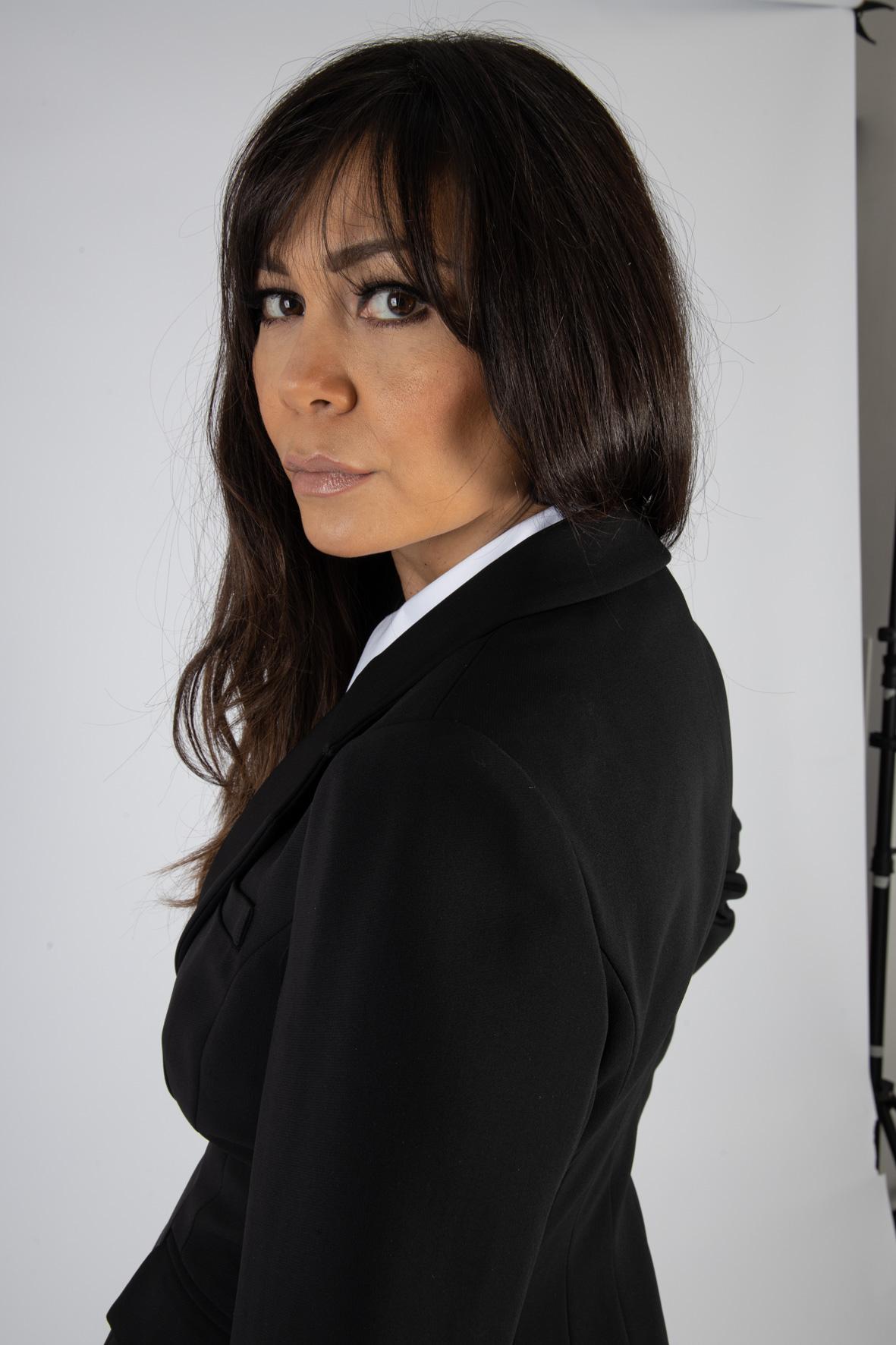 Giacca con spalle ampie Elisabetta Franchi ELISABETTA FRANCHI | Giacca | GI97411E2110
