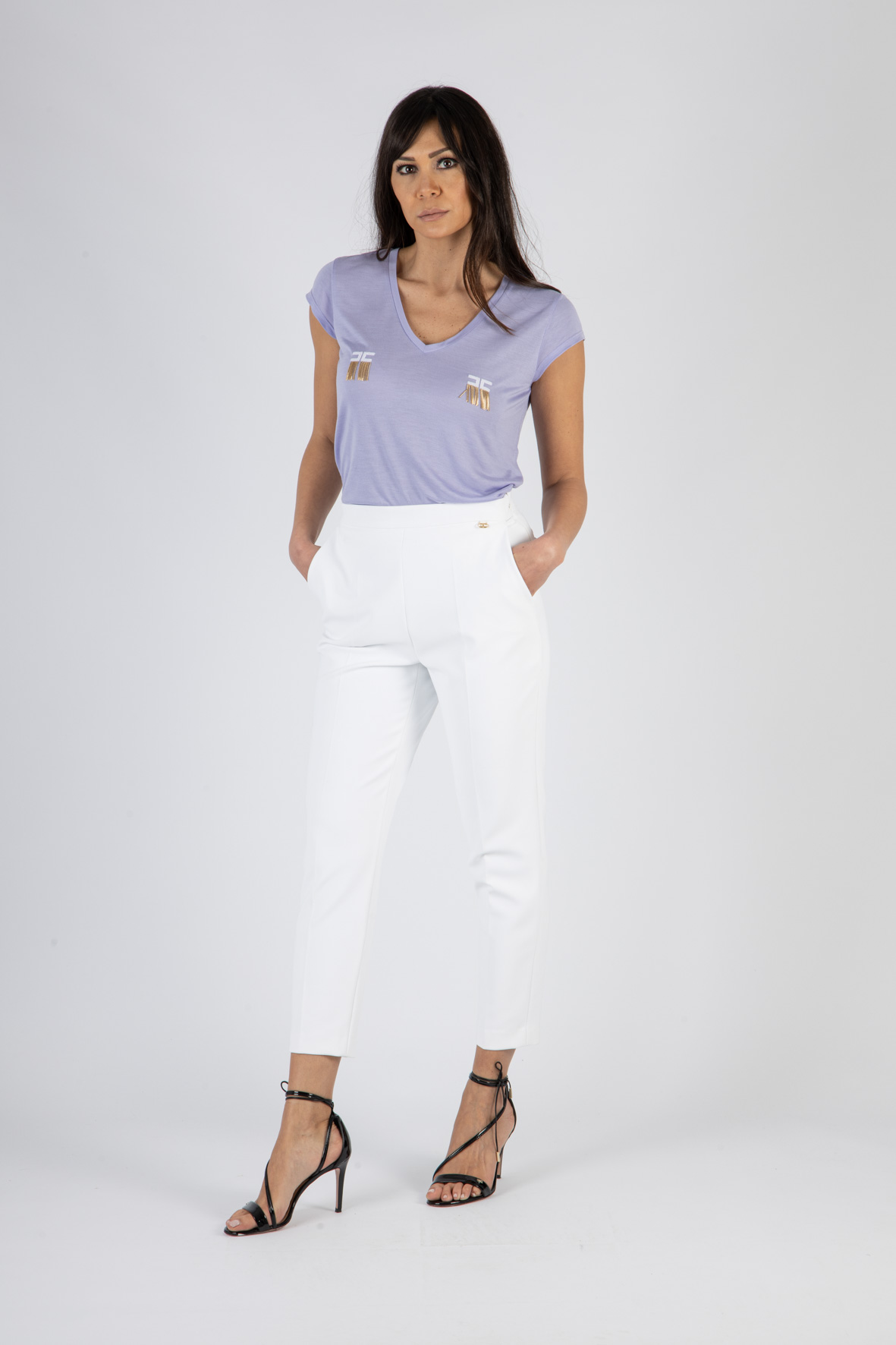 ELISABETTA FRANCHI | Pants  | PA38511E2360