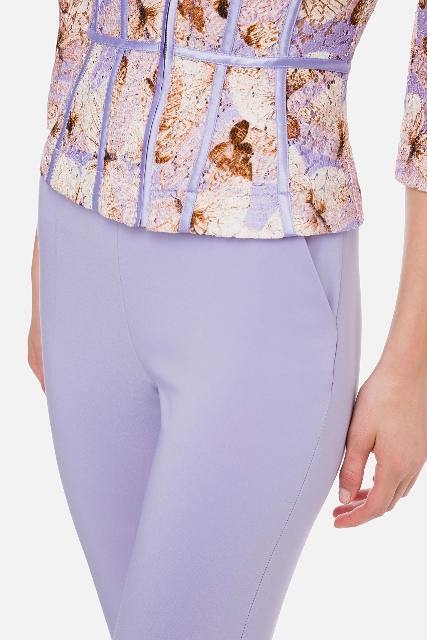Pantalone skinny Elisabetta Franchi ELISABETTA FRANCHI | Pantaloni | PA38511E2Q38