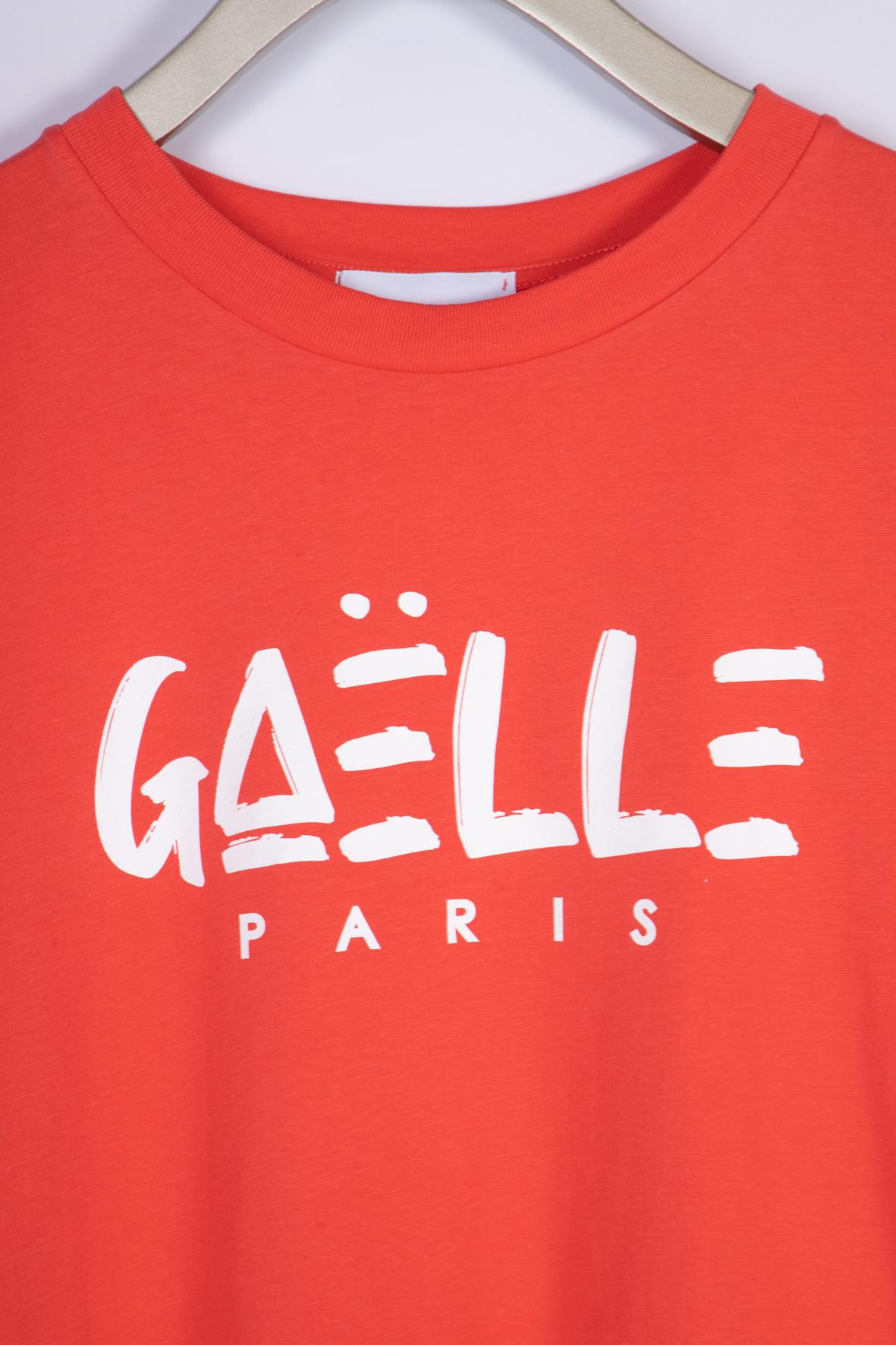 GAELLE | T-shirt  | GBD8291FRAGOLA