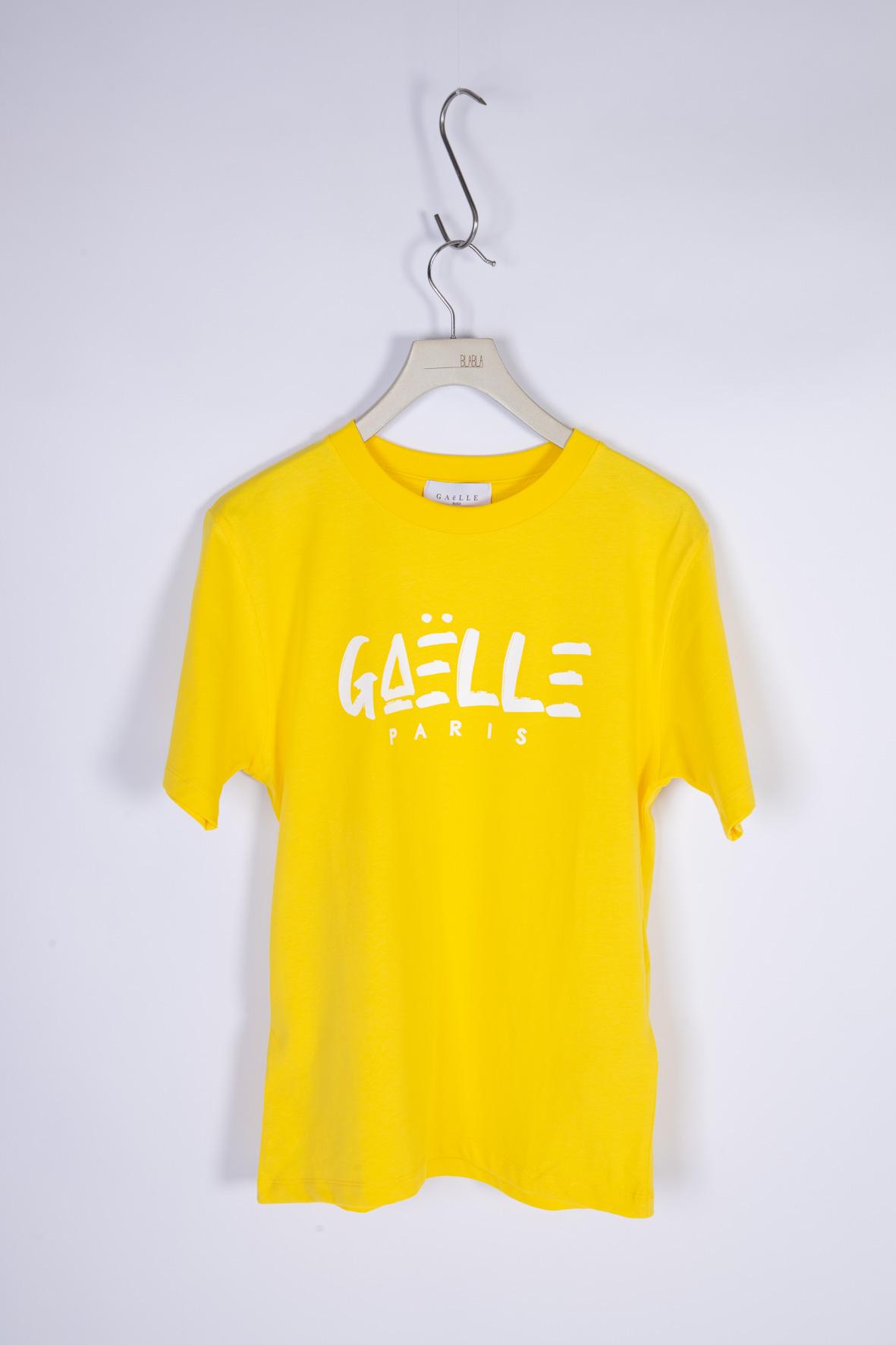 GAELLE | T-shirt  | GBD8291GIALLO