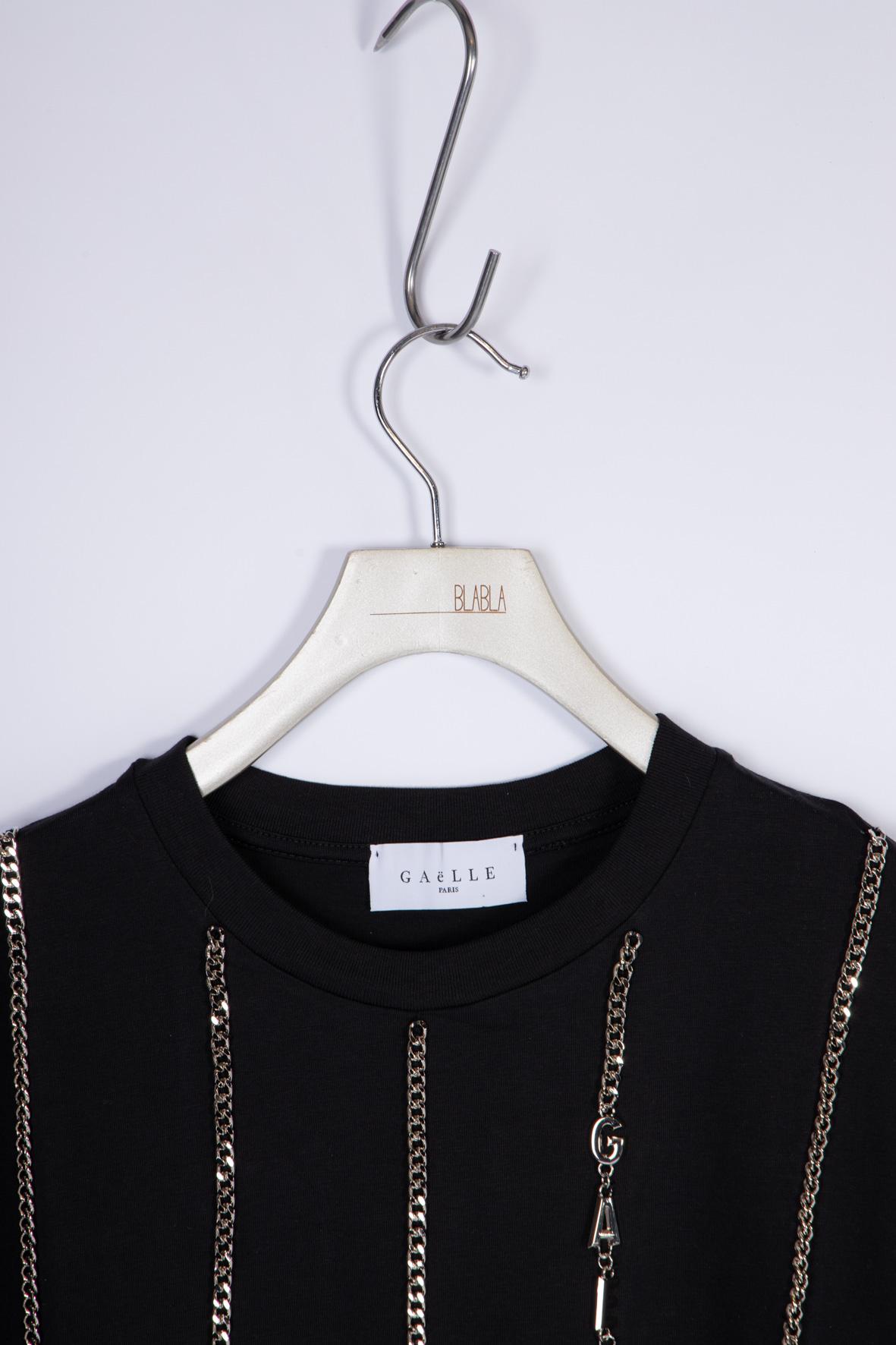 GAELLE | T-shirt  | GBD8790NERO