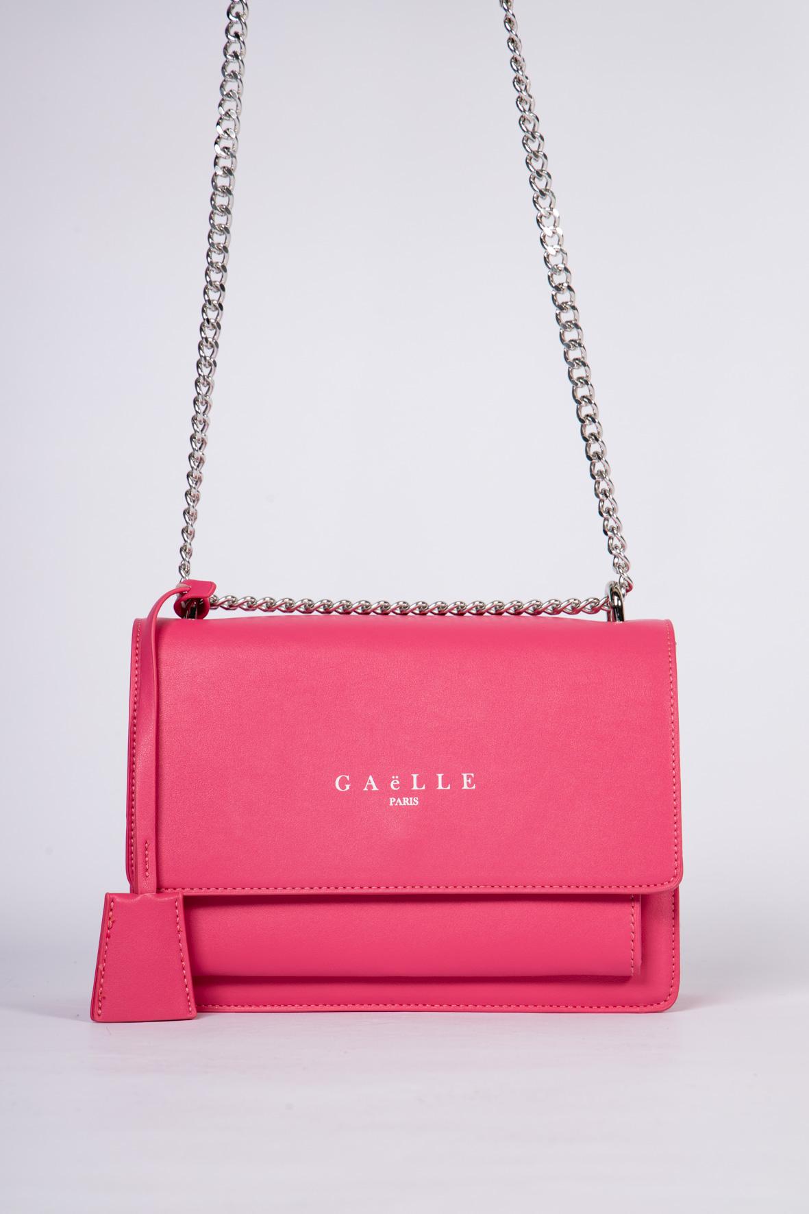 GAELLE | Shoulder bag  | GBDA2156FUXIA