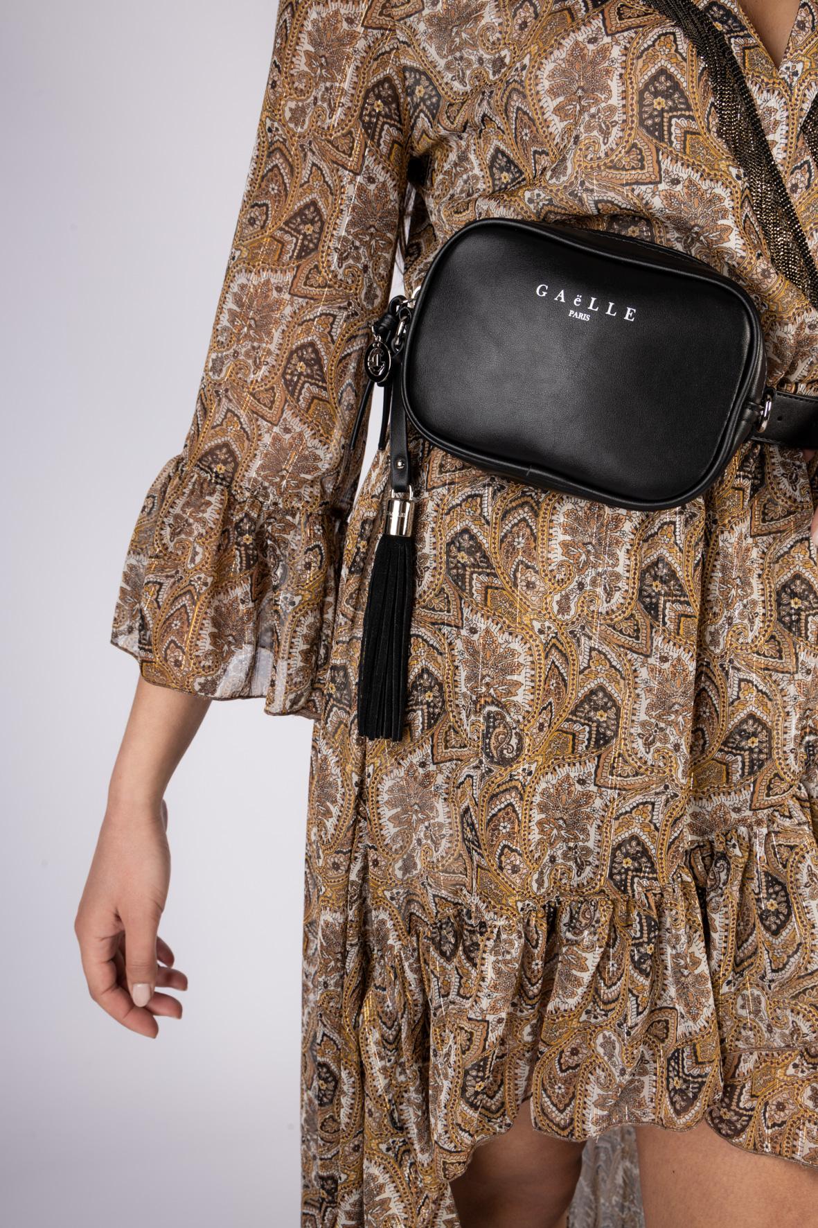 GAELLE | Waist bag  | GBDA2158NERO