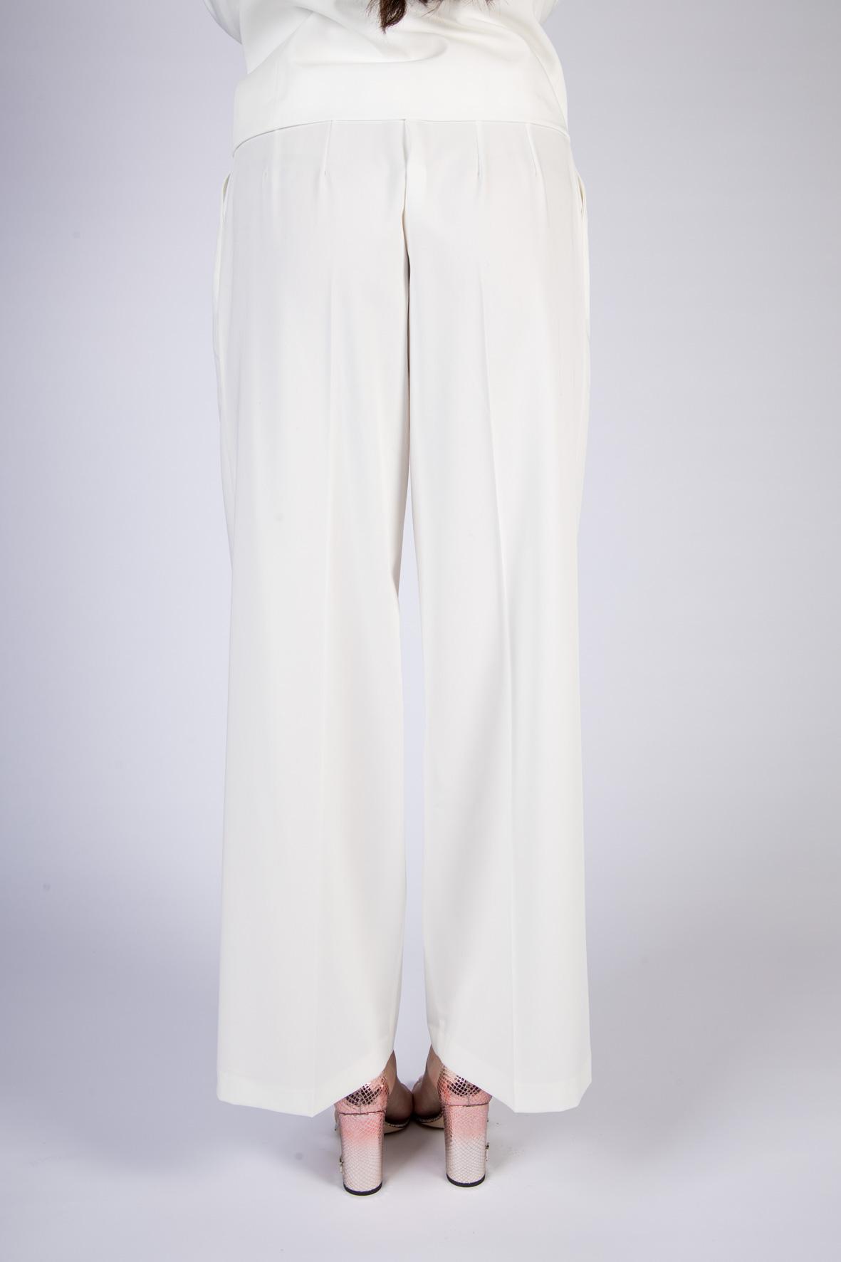PANTALONI PALAZZO CON PINCES IMPERIAL | Pantaloni | P9990016L1100