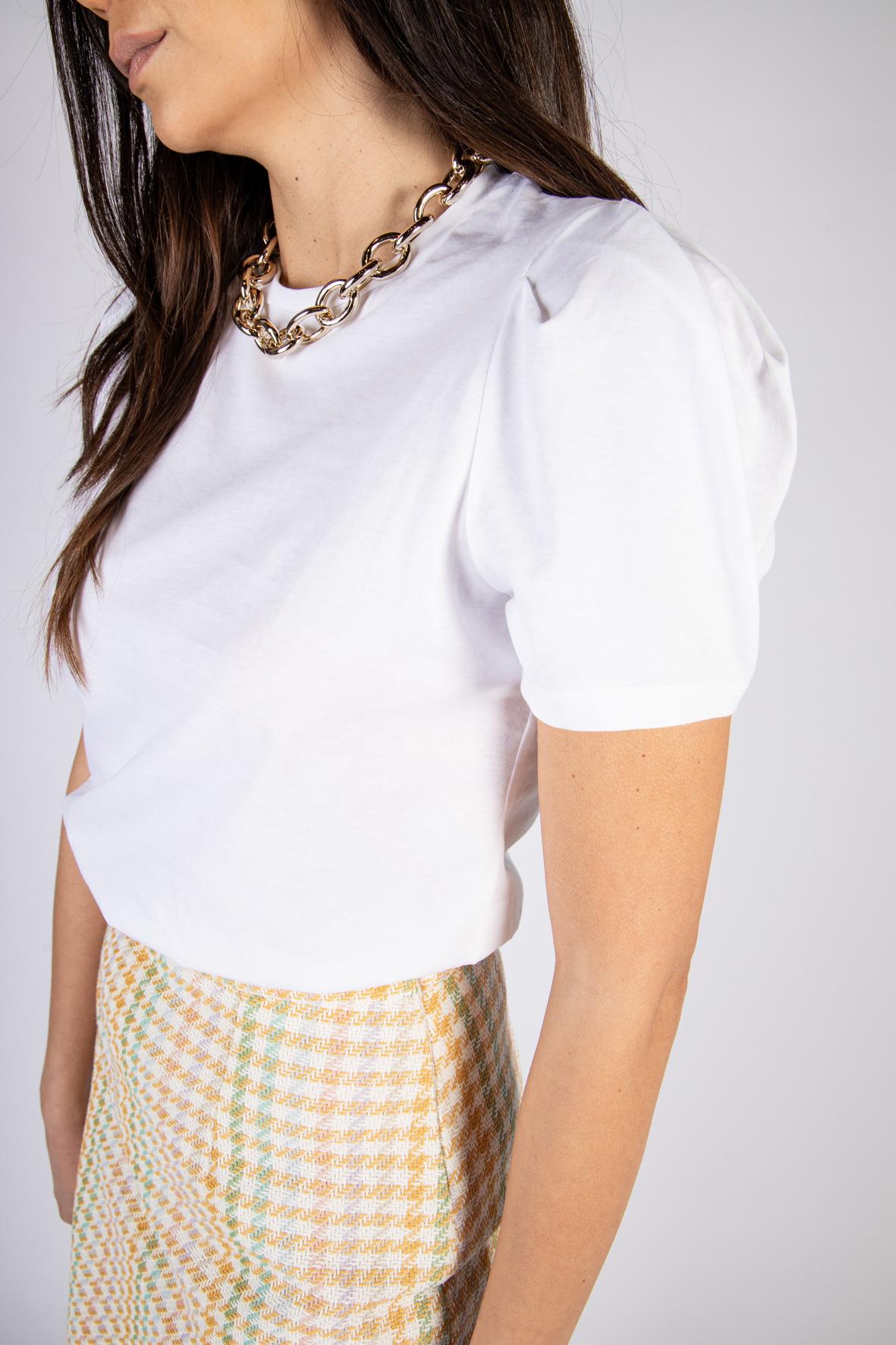 T-SHIRT CON MANICHE A SBUFFO IMPERIAL | T-shirt | TI00BFB1100