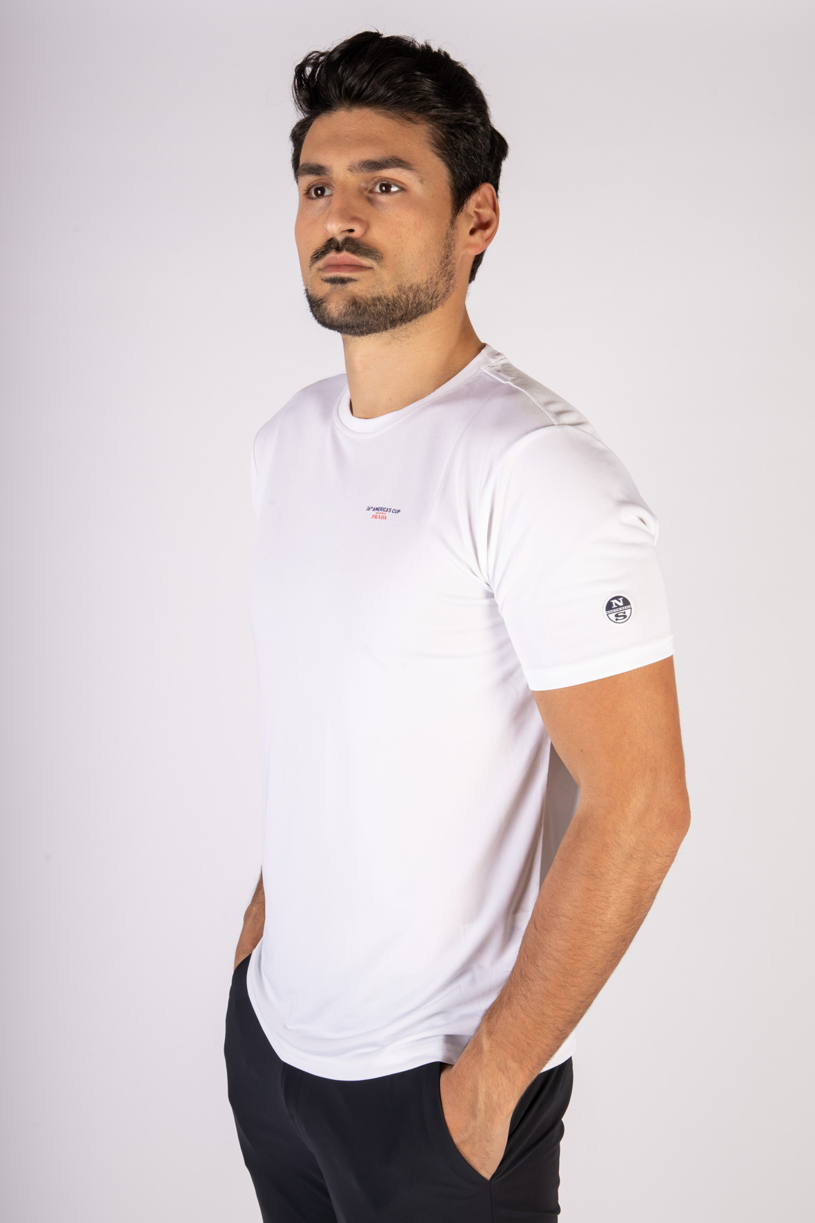 T-SHIRT AMERICA'S CUP NORTH SAILS | T-shirt | 4523070101