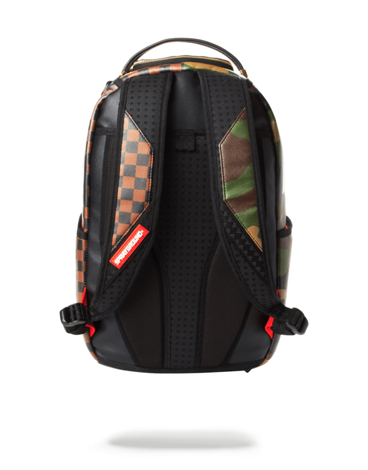 SPRAYGROUND | Backpack  | 910B3156SS21CAMOUFLAGE
