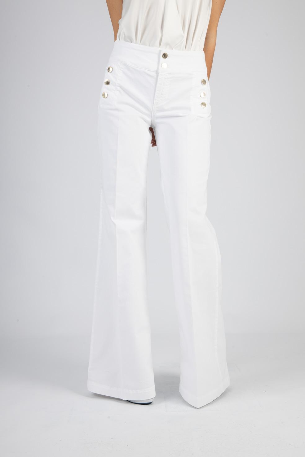 VICOLO | Pants  | DH0196BIANCO
