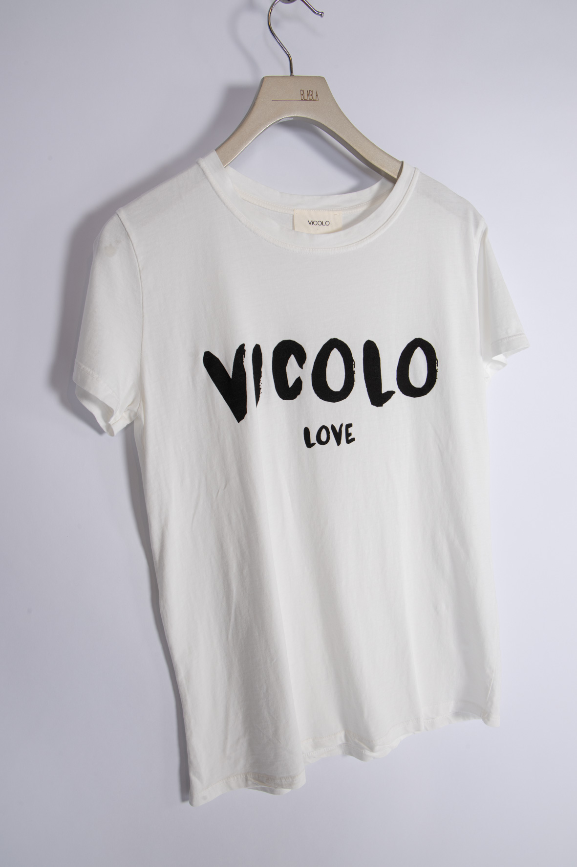 VICOLO | T-shirt  | RH0050BIANCO
