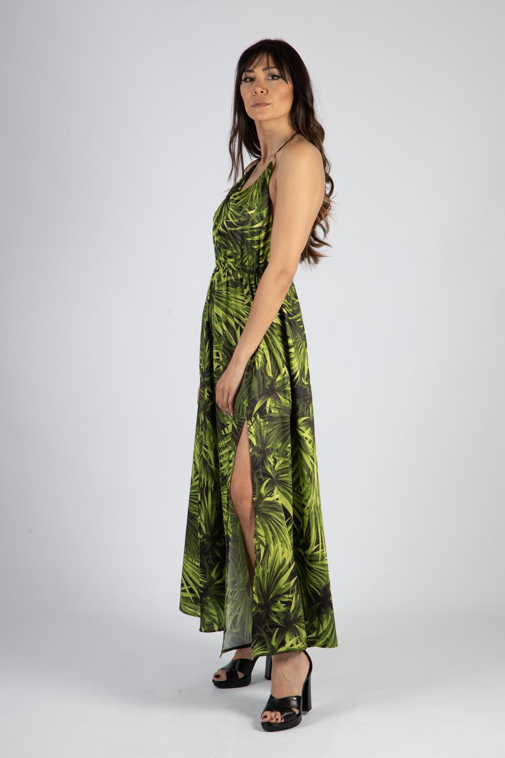 VICOLO   Dress    TH1548VERDE