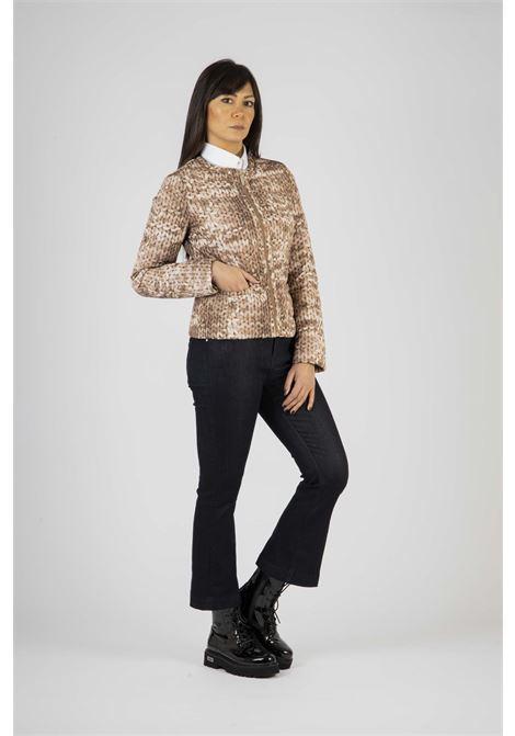 ELISABETTA FRANCHI | Down jacket  | PI0539304509