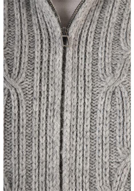 Cardigan Intrecciato Malo | Maglia zip | WE78D901
