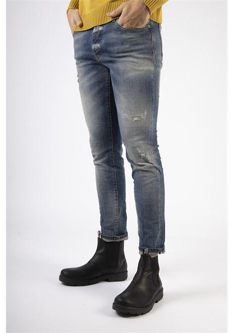 Jeans Denim Delavè 172 | Jeans | 246 CRASH-1
