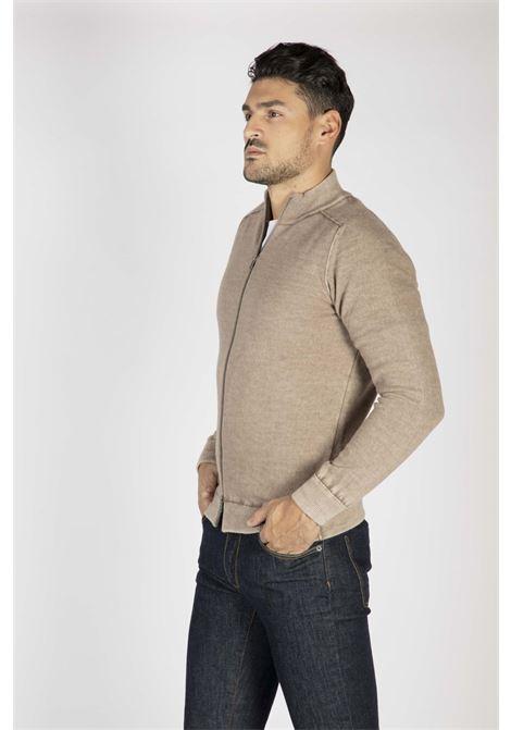 Heritage | Zip sweater  | 0348.C1861104