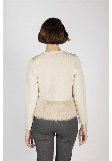 maglia montone tonet tonet | Pelliccia | 1802559102