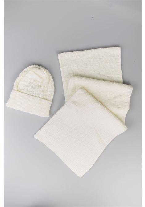 Manuel Ritz | Cap + scarf  | 2732L500 1938892