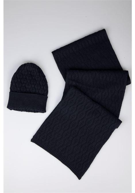 Manuel Ritz | Cap + scarf  | 2732L500 19388989