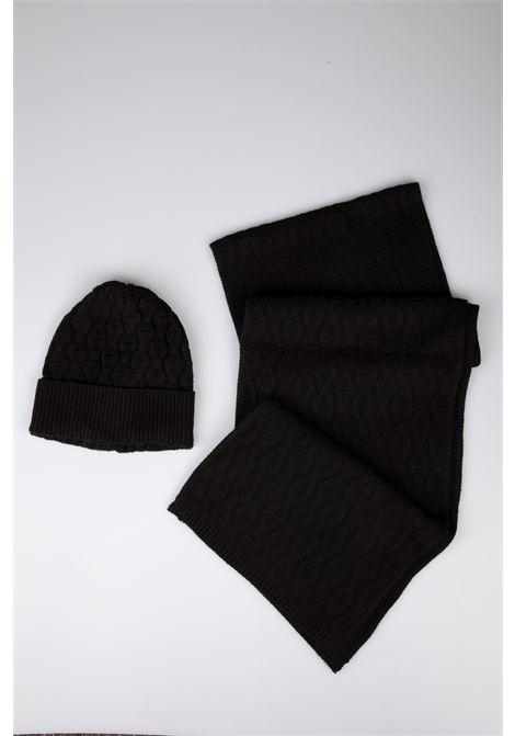 Manuel Ritz | Cap + scarf  | 2732L500 19388999