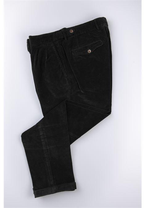 Pantaloni in Velluto a Coste Manuel Ritz | Pantaloni | 2732P1668T 19351299
