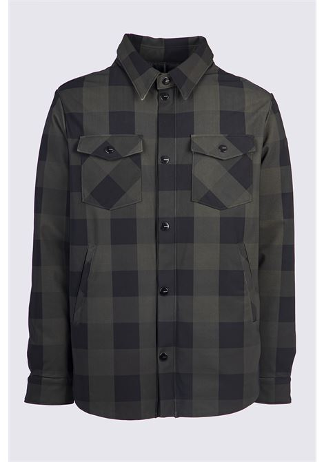LIGHT WINTER WHEBE SHIRT RRD | Piumino | W1901320