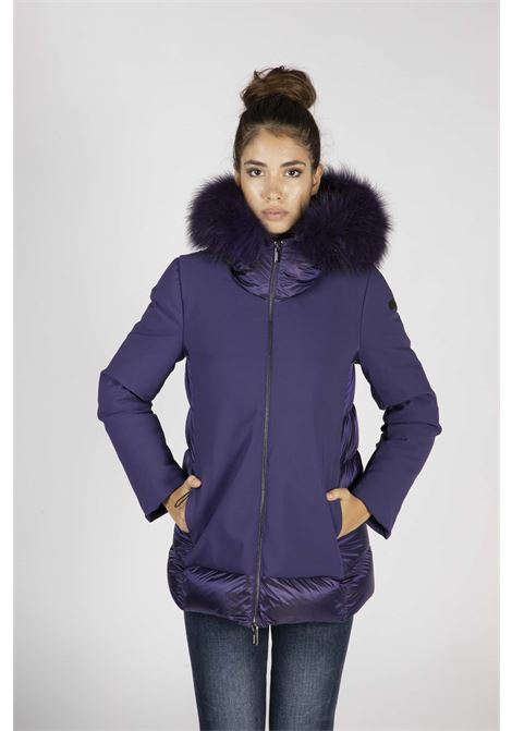 WINTER HYBRID ZAR LADY FUR T RRD | Giubbino | W19533FT40