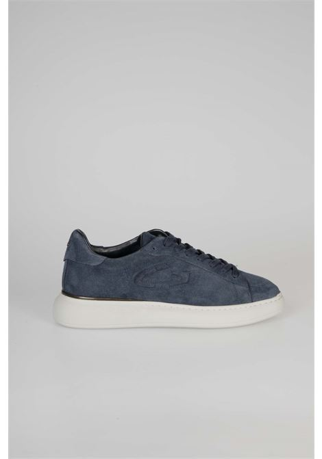 Sneakers King 0037 ALBERTO GUARDIANI | Sneakers | AGM003705Navy