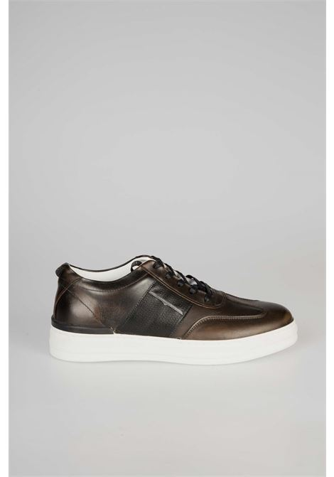 ALBERTO GUARDIANI | Sneakers  | AGU101108Brown