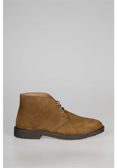 Docksteps | Ankle boot  | DSE106025Tobacco