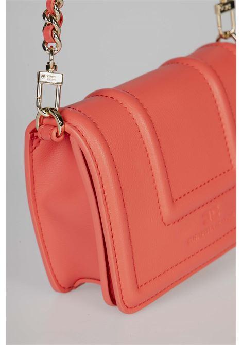 Belt bag con logo dorato EF ELISABETTA FRANCHI | Marsupio | BM10A06E2620