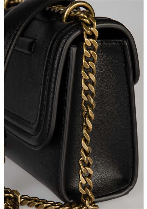 Pochette a tracolla con catena dorata ELISABETTA FRANCHI | Borsa | BS01A06E2110