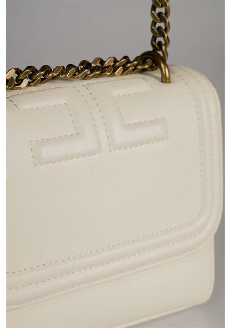 Pochette a tracolla con catena dorata ELISABETTA FRANCHI | Borsa | BS01A06E2193