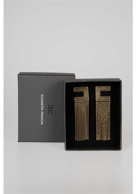 ELISABETTA FRANCHI | Earrings  | OR63A06E2028