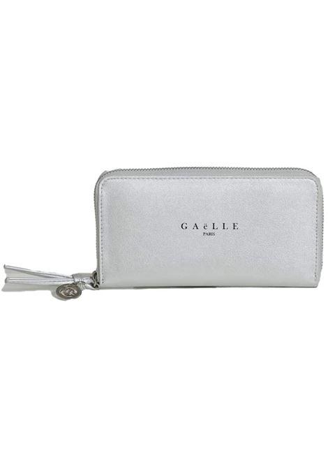 GAELLE | Wallets  | GBDA1838ARGENTO
