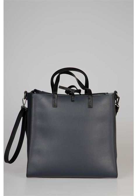 Felicia Bag Medium Blue Notte Manila Grace   Borsa   B030EUMD905