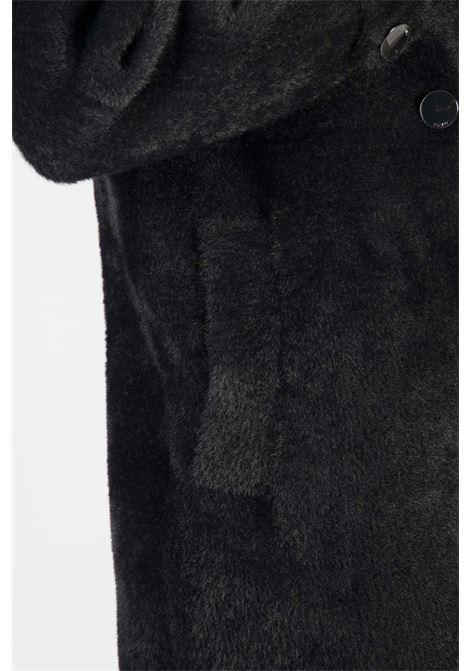 Cappotto Doppiopetto In Faux Fur Pinko | Cappotto | 1G157ZY6CGZ99