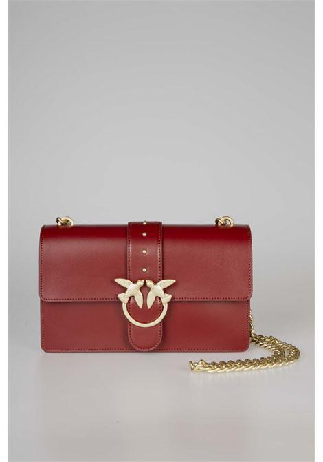 Love Bag Simply In Pelle Pinko Pinko | Borsa | 1P2299Y5FFR40