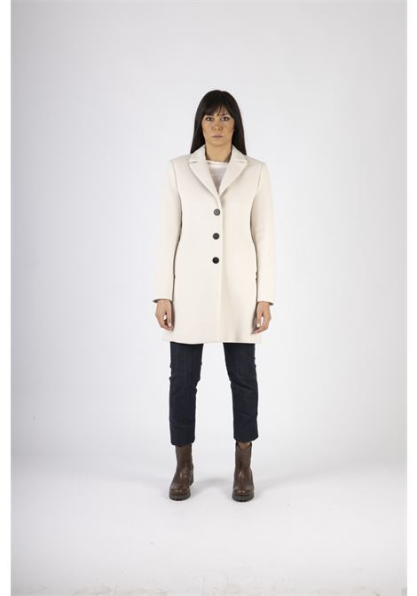 Cappotto regular a tre bottoni PLEASE | Cappotto | K493ENATAS1160
