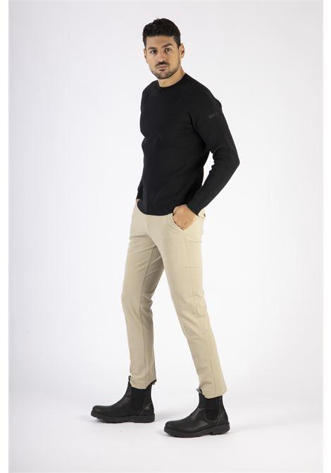 knit amos round RRD | Maglione | W2010210