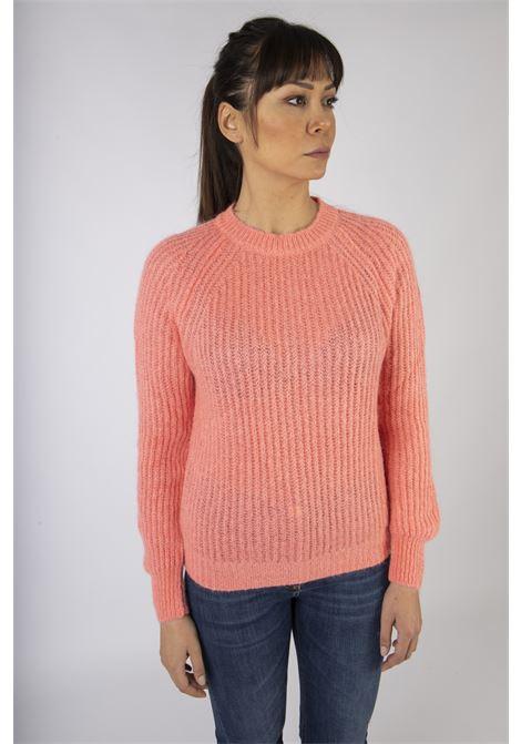 Pullover in maglia VICOLO | Maglia | 5068WSALMONE