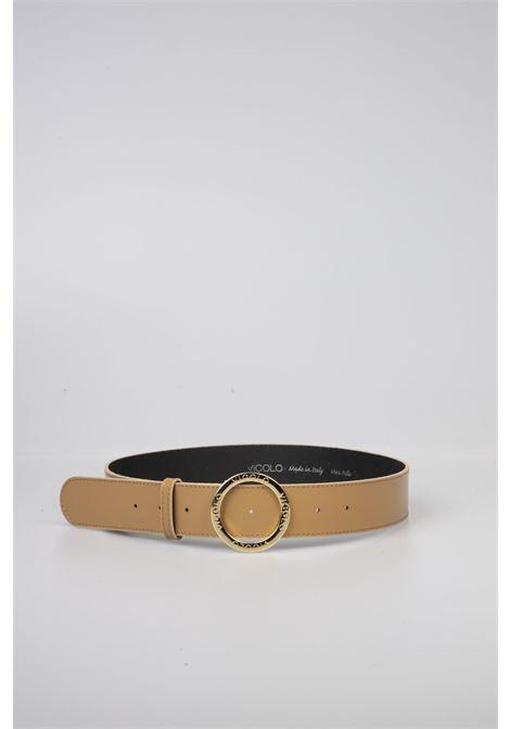 Cintura Pelle VICOLO | Cintura | AW0099BEIGE